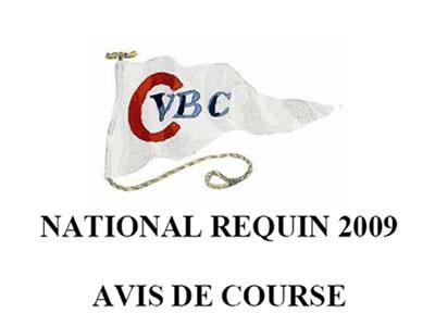 National 2009 - Avis de course