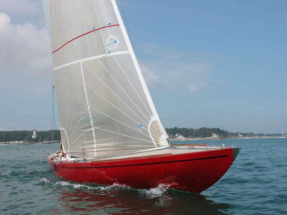 Requin 490 - Peau Rouge