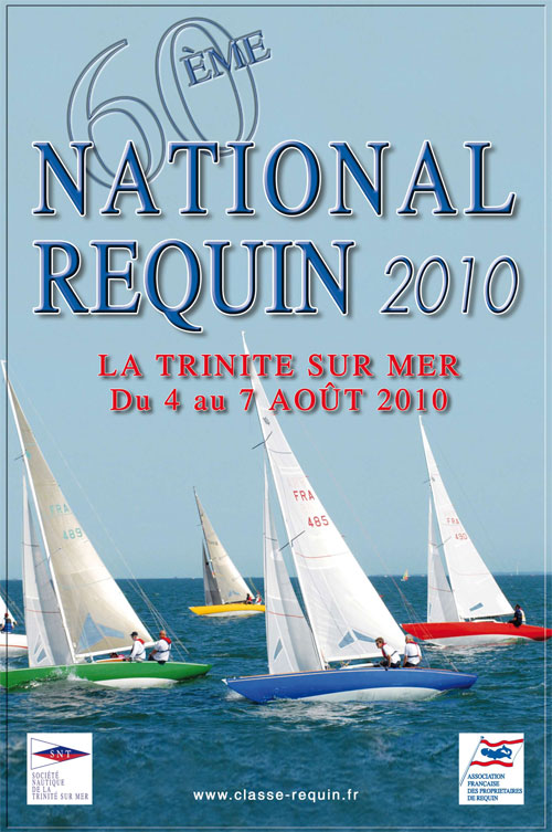 Affiche du National Requin 2010