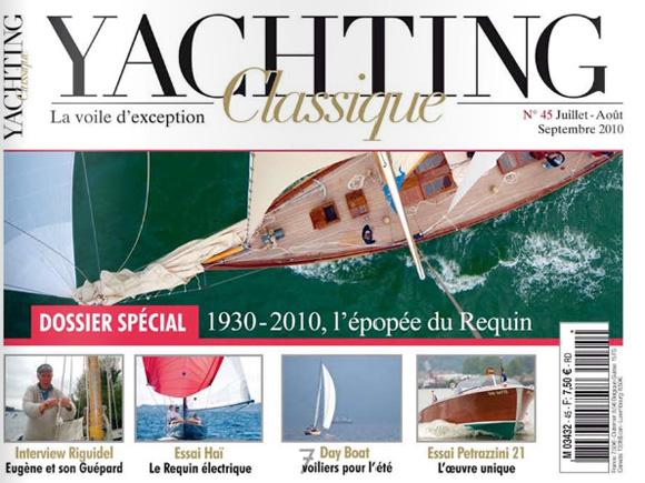 80 ans du Requin - Yachting Classique