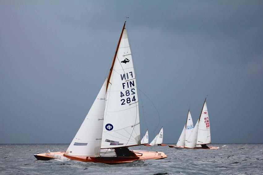 Départ du Championnat de Requin Finlandais