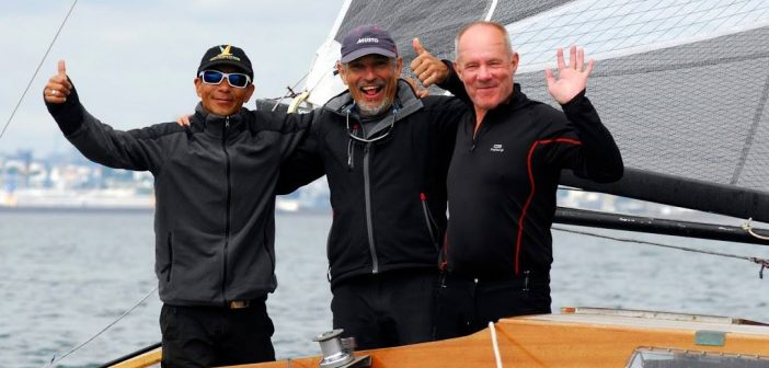 Yellow Shark remporte les Voiles de Légende 2017