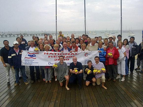 National 2009 - Les équipages