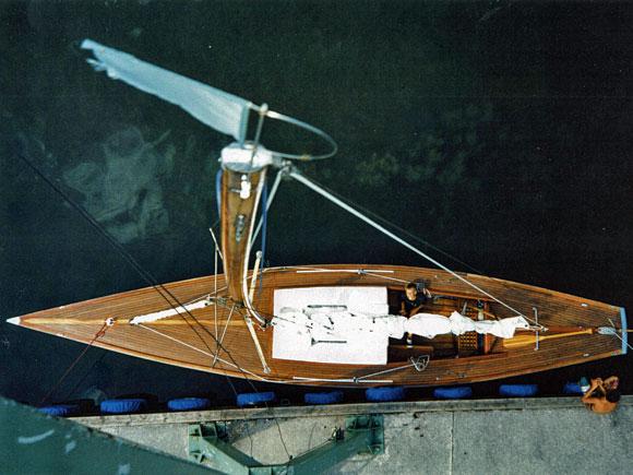 Requin 185 - Bettina