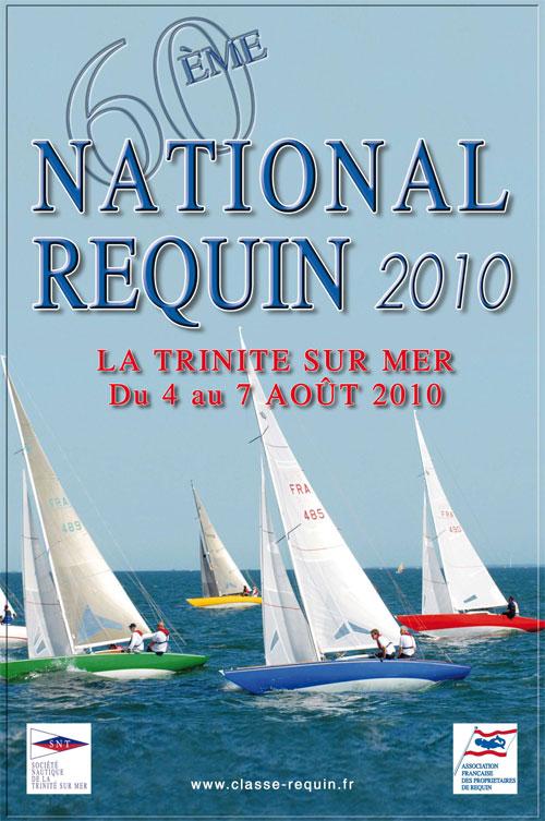 Affiche du National Requin 2010
