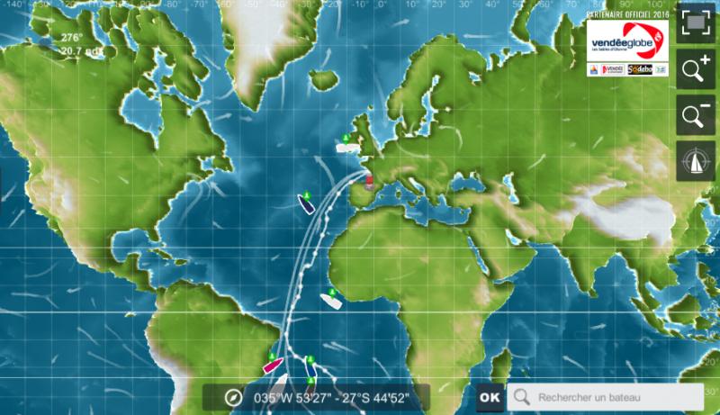 Rejoignez le groupe Classe Requin sur le Vendée Globe Virtual Regatta