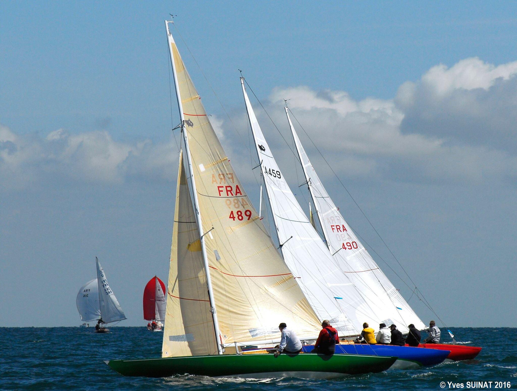 Aglaia remporte la Noirmoutier Classic 2016
