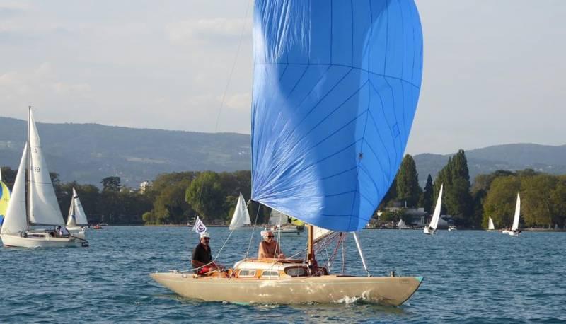 Les dates de l'édition 2017 des Voiles du Lac d'Annecy connues