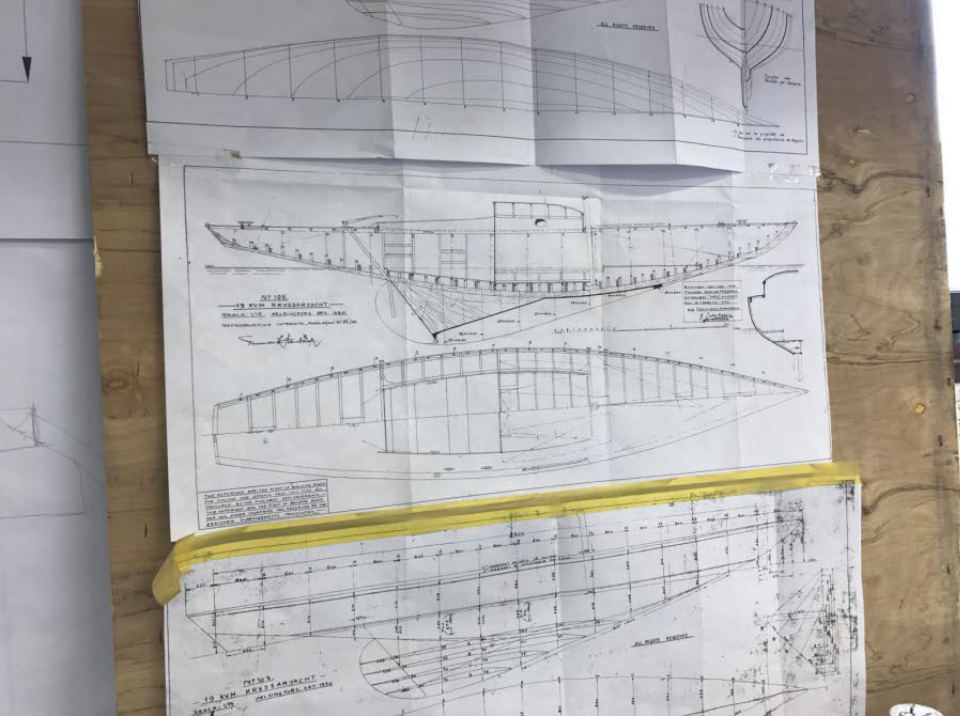 Construction du Requin par les Vieux Safrans, la presse en parle !