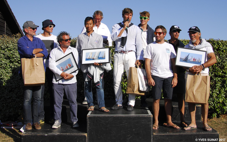 Solveig remporte la Noirmoutier Classic 2017