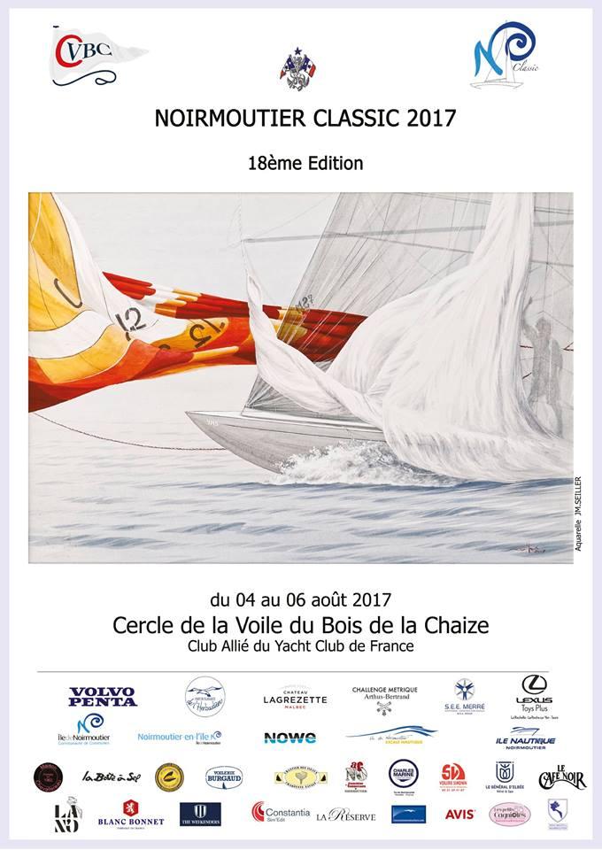 La Noirmoutier Classic 2017, ça commence demain !