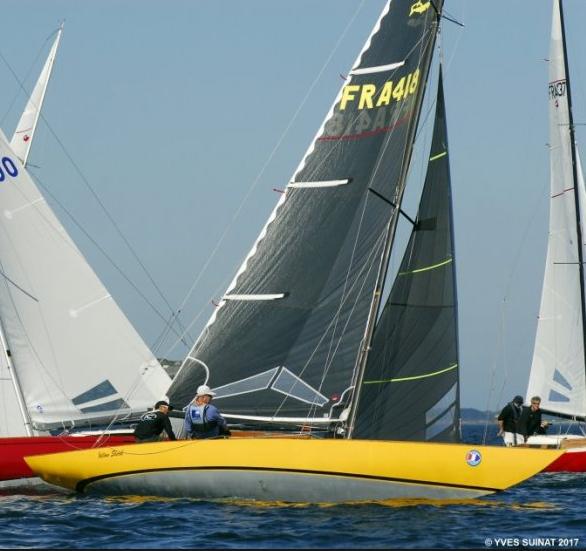 A vendre : Yellow Shark – Pouvreau n°418
