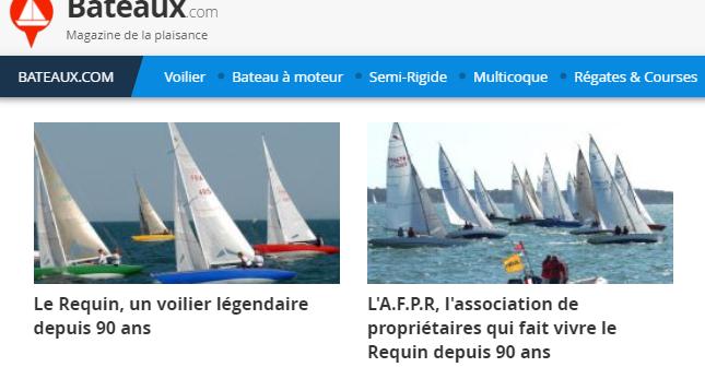 L'A.F.P.R à l'honneur sur Bateaux.com