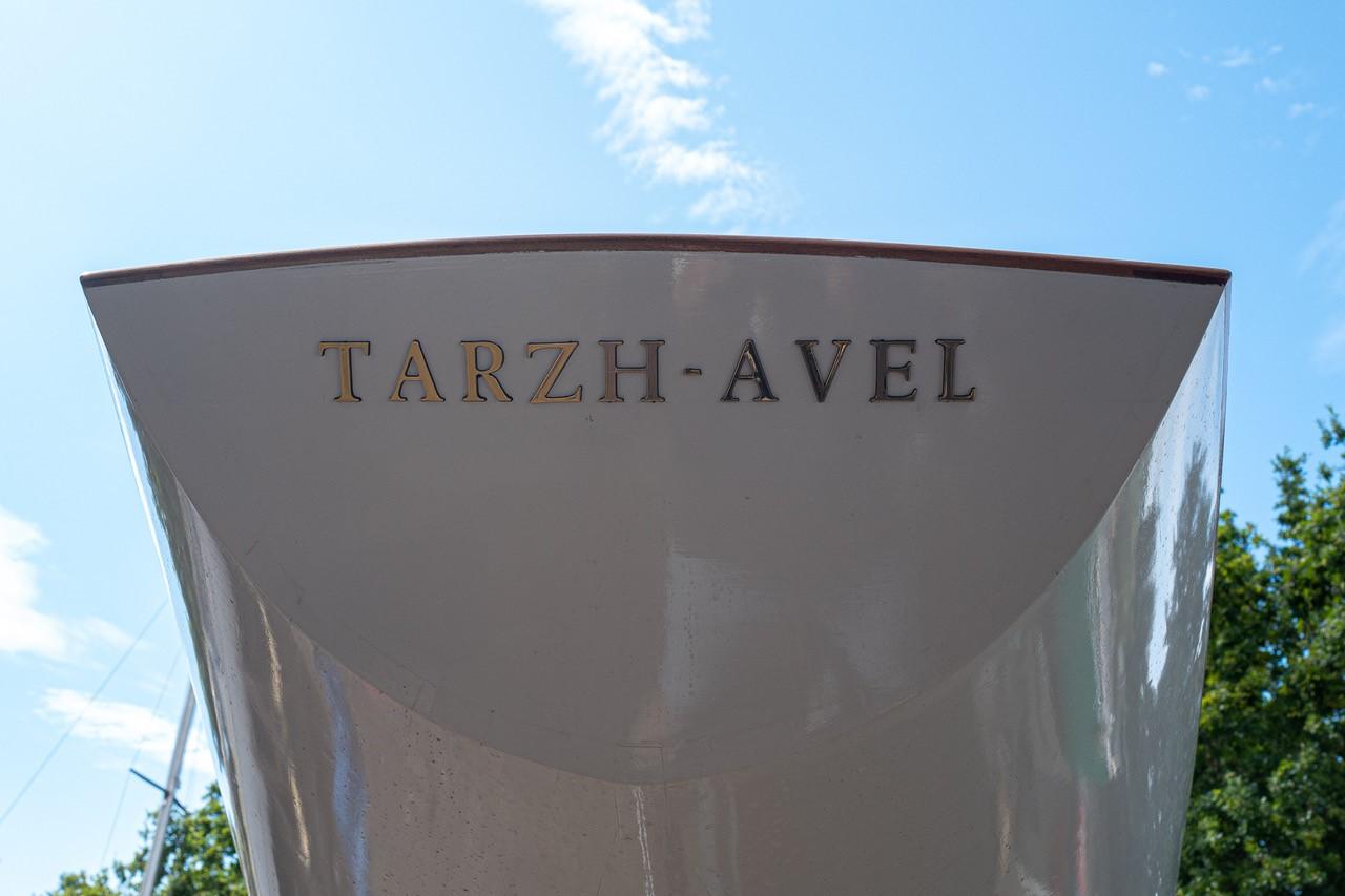Premiers bords pour Tarzh Avel !