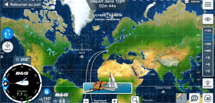 Participez au Vendée Globe virtuel A.F.P.R sur Virtual Regatta !